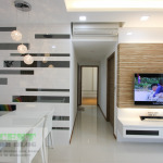 Canopy Executive Condominium Renovation by Behome Design Concept -3