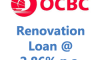 OCBC renovation loan