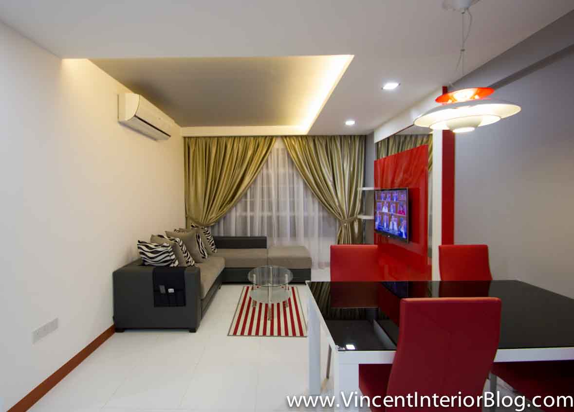 Hdb 4 room archives vincent interior blog vincent for Interior design renovation