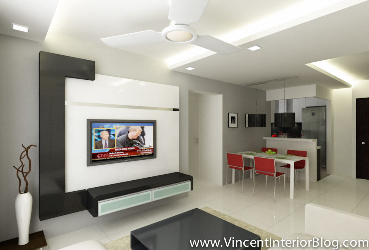Five awesome things you can learn from hdb 4 room flat for Interior design renovation